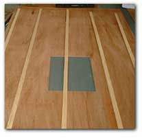 interior panel restoration. Black Bedroom Furniture Sets. Home Design Ideas